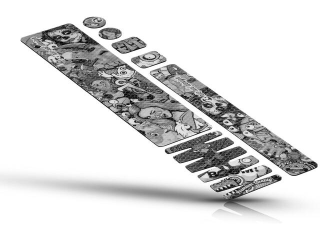 rie:sel design frame:guard x Deelbescherming grijs/zwart